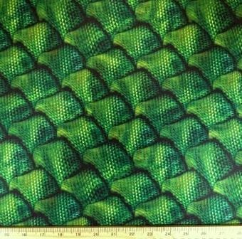 Emerald Dragon Scales