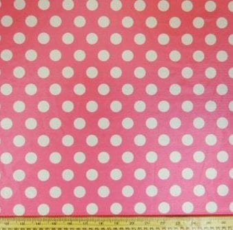 Mini Mouse Spot Pink
