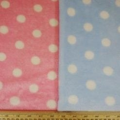 Huggable Fleece Fabric Jill's Spot