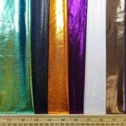 Metallic Foiling Lycra