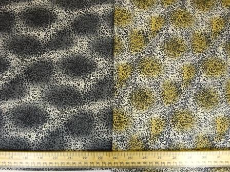 T-Shirting Fabric Baby Leopard