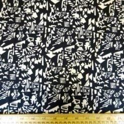T-Shirting Fabric Tribal Dance