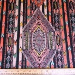 Scuba Jersey Fabric Jumanji