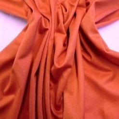 Tangerine T-shirting Fabric Autumn Collection pros 1838