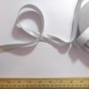 Metallic Bias Binding Silver 2cm Wide Branded