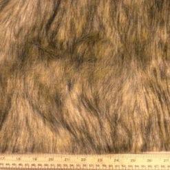 Faux Fur Fabric Luxury Thick Russian Codiac Bear