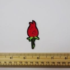 Rose Selection Sew On Motifs- rose bud