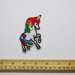 Unicorn Mythical Sew On Motif