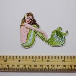 Mermaid Sew On Motif