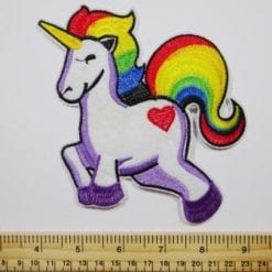 Unicorn Fantasy Sew On Motif