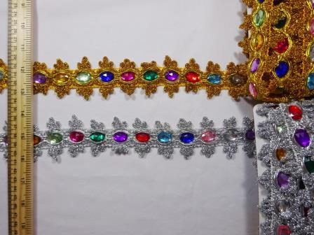 Jewel Trimming Princess Jewel