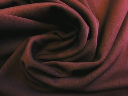 Jersey Fabric Red Ox Blood