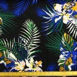 T-Shirting Fabric Tropical Punch