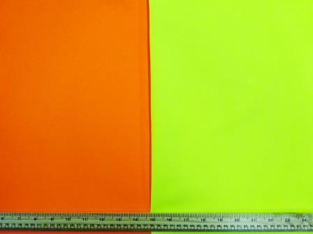 Hi Vis Fluorescent Polyester Suiting