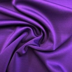 Scuba Jersey Fabric Purple