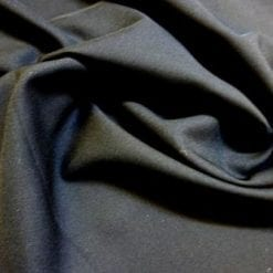 Suiting Fabric Black Nero