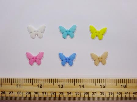 Butterfly Buttons