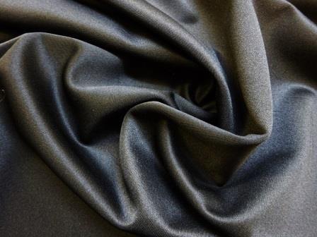 Scuba Fabric Low Calorie Light Weight Black