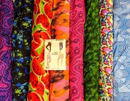 Lycra Leggings Sewing Kit