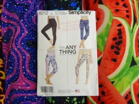 Lycra Leggings Sewing Kit