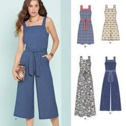 6446 New Look Sewing Pattern