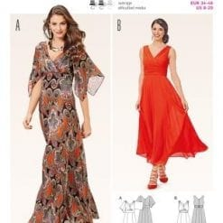 6583 burda sewing pattern