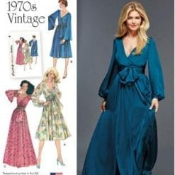 8013 simplicity sewing pattern
