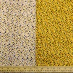 Viscose Fabric Dolly Mixture Floral