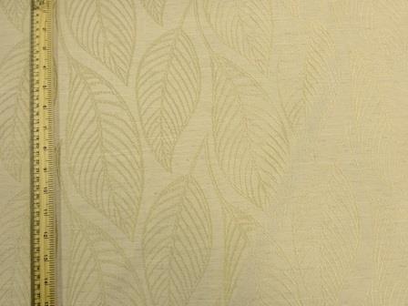 Curtaining Fabric Lanister ivory