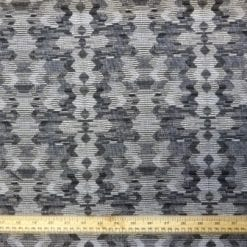 Upholstery Fabric Grey Abstract