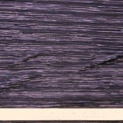 Satin Fabric Crystal Pleating Navy