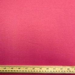 Ponte Roma Jersey Fabric Cerise Polyester