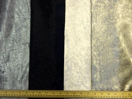Velvet Fabric Crushed Upholstery Weight