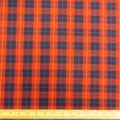 Tartan Suiting Fabric Clan Stuart