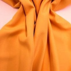Suiting Fabric Polyester Trevira Brights yellow