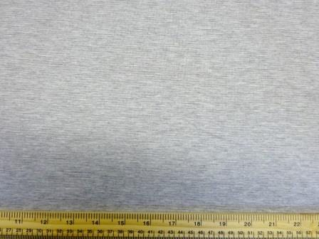 Ponte Roma Jersey Fabric Plain Colours Silver Grey