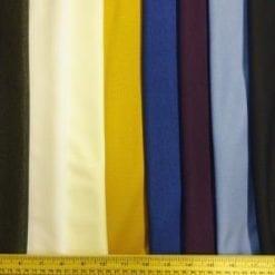Ponte Roma Jersey Fabric Plain Colours