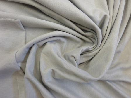 pale grey t-shirting