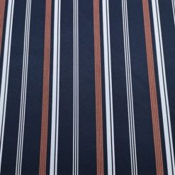 Suiting Fabric Pin Stripe Pistol Pete