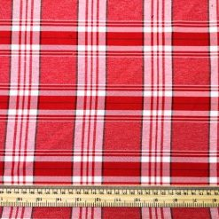 Tartan Suiting Fabric Mceldridge Polyester