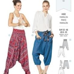 Burda Sewing Pattern 6316