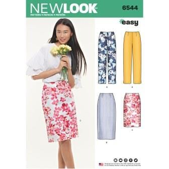 New Look Sewing Pattern 6544