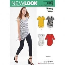 New Look Sewing Pattern 6556