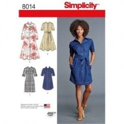 Simplicity Sewing Pattern 8014