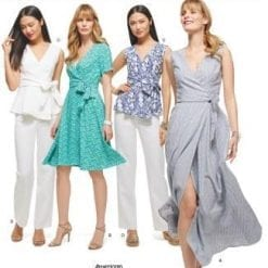 Simplicity Sewing Pattern 8137
