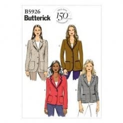 Butterick Sewing Pattern 5926