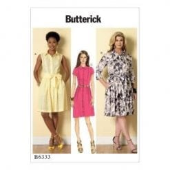 Butterick Sewing Pattern 6333