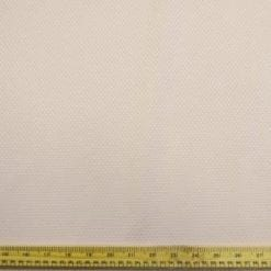 Cotton Spandex Fabric Jacquard Cream Sateen Spot