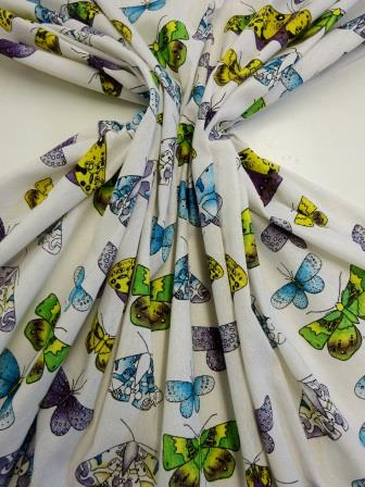 Cotton Canvas Fabric Myths Of Moths