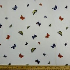 Georgette Fabric Sweet Sweet Butterfly